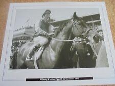 EPSOM DERBY - NIJINSKY WITH LESTER PIGGOTT 1970  : 10X8 PRINT (25cm x 20cm)
