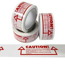 Caution Tape with Arrows - 48mm x 66m - Single Roll