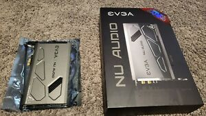 EVGA 712P1AN01KR NU Audio Card with Audio Note