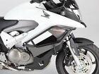Engine bars, crash bars, black, Honda Crossrunner VFR 800 X (RC60), 2011- 2014