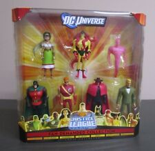 Fan-Demanded Collection 7 Pack JUSTICE LEAGUE UNLIMITED DC Universe MIB