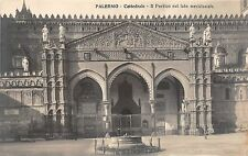 Br35266 Palermo Cattedrale Il Portico sul lato meridionale italy