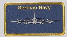 Aufnäher Patch Namemsschild German Navy Orion .........A3396