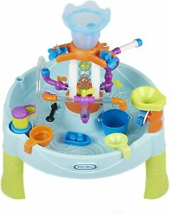 New! Little Tikes Flowin' Fun Water Table With 13 Interchangeable Pipes