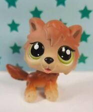 Littlest Pet Shop Figur Hund #2141 Timber Wolf LPS