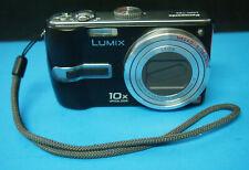 Panasonic LUMIX DMC-TZ3 7.2MP Digital Camera - Black *camera only*