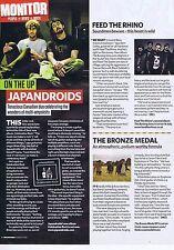 JAPANDROIDSoriginal press clipping20x28cm