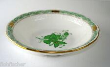 Dessertschale ca. 14,2 cm    Apponyi grün Herend  329 AV