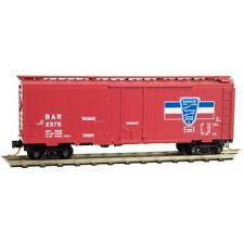 Bangor & Aroostook 40' Standard Boxcar Micro-Trains MTL #021 00 580 N-Scale