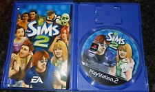 Playstation 2 --- The Sims 2  --- EA --- Pal Sony Italiano Phoenix Magical comp