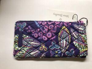 Vera Bradley Sunglass / Eyeglass Sleeve Case - Batik Leaves - NWT