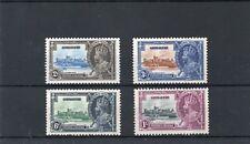 Gibraltar GV 1935 Silver Jubilee sg 114-17 VLH.Mint