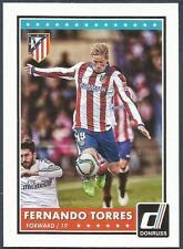PANINI AMERICA-DONRUSS 2015- #028-ATLETICO MADRID-FERNANDO TORRES