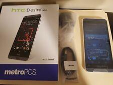 HTC Desire 530 - 16GB - White (MetroPCS) Smartphone