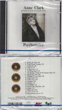 CD--NM-SEALED-IVE / ANNE CLARK & FRIENDS -1994- -- PSYCHOMETRY