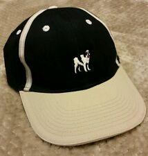Vintage Big Dog XL clothing Baseball Cap Hat embroidered logo ajustable strap