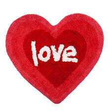 DESIGUAL Heart Rug Polka Dots Teppich Badvorleger