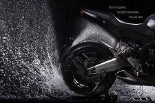 """Honda CB650F/CBR650F 2014-2019 Rear Splash Guard/Mud Guard """"Esatto"""" by Leon"""