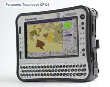 MILITARY TABLET-PC NOTEBOOK PANASONIC CF-U1 16 GB SSD 1GB IP65 BARCODE READER