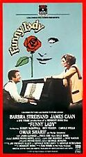 Funny Lady VHS Barbara Streisand 1968 PG Color RCA Columbia Pictures