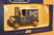 Rare Models of Promotion Vintage NDBL Van (Royal Appoinment) and Blue Tetley Van