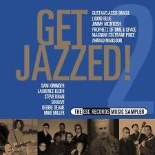 Various Artists/get jazzed vol. 2 (+ Steve Khan