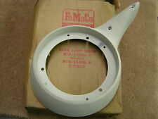 NOS OEM Ford 1957 Fairlane 500 Quarter Panel Extension