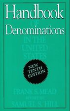 Handbook of Denominations in the United States (10th Edition) by Samuel S Jr Hil