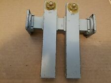 Dual Arm Crossguide Waveguide Coupler X-Band 8.2-12.5GHz SMA(f) WR-90 RF 4-Ports