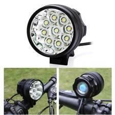 20000LM 9x CREE T6 LED Fahrrad Outdoor Scheinwerfer Licht Taschenlampe 3 Modi
