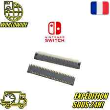 Nintendo Switch LCD screen connector Connecteur LCD