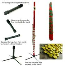 More details for flute saver, cleaner, stand, and pads