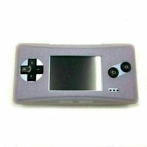 For Gameboy Micro GBM Protective Housing Shell TPU Transparent Case Cover New TA