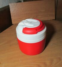 New listing Ilgoo 1/2 Gallon Cooler- Red/White