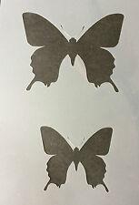 Butterfly a4 MYLAR riutilizzabile Stencil Aerografo Pittura Arte Craft