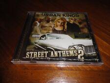 Urban Kings Street Anthems 2 Rap CD - Mr. BLUE Payaso Chino Grande ALT JASPER