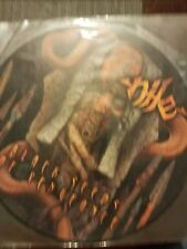 Nile Picture Disc/LP**Limited**BLACK SEEDS..**Carcass Obituary Overkill