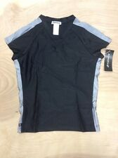 Women's Otomix Active Wear Color Black And Grey Size M Made In USA