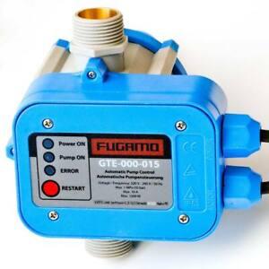 """1"""" Zoll Pumpensteuerung Schalter automatisch Pumpe Druckschalter Hauswasserwerk"""