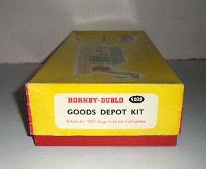 HORNBY DUBLO 5020 GOODS DEPOT KIT BOXED