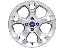 """Genuine Singolo Ford Fiesta 17"""" Lega Ruota-Bianco - 5 Ha Parlato Design Y (1759894)"""