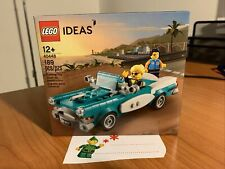 Lego 40448 Ideas Vintage Car New~Rare Exclusive Set~Free Shipping! + Sticker