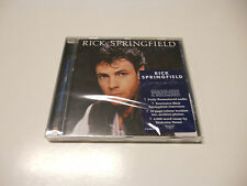 """Rick Springfield """"Livin in Oz"""" Rock Candy Records reissue cd 2008"""