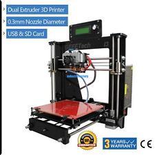 3D Printer Geeetech Reprap Prusa  i3 Pro C Dual Extruder MK8 DIY MK2A Heatbed