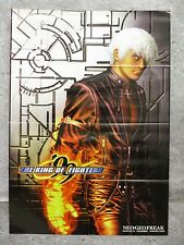 The King Of Fighters 99 Kof Poster Art Print 52.1cm X 72.4cm Snk Neo Geo / 029
