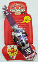1994 BIKER MICE FROM MARS SEAT BELT MATES NEW IN PACKAGE