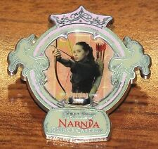 Walt Disney The Chronicles of Narnia Prince Caspian Susan Opening Day 2008 Pin!