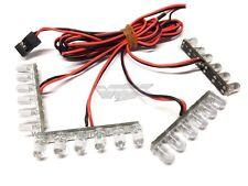 KIT LUCI DA 24 LED 12 LUCE BIANCA 12 LUCE ROSSA  VRX T976 X 1-5 1-8 1-10 1-16