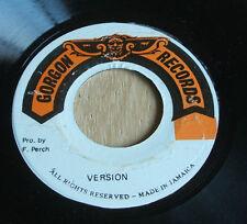 "kojak kojak allstars domino tournment jamaican gorgon label 7"" vinyl rare reggae"