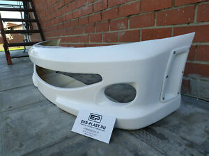 Front bumper WRC Style for Peugeot 206